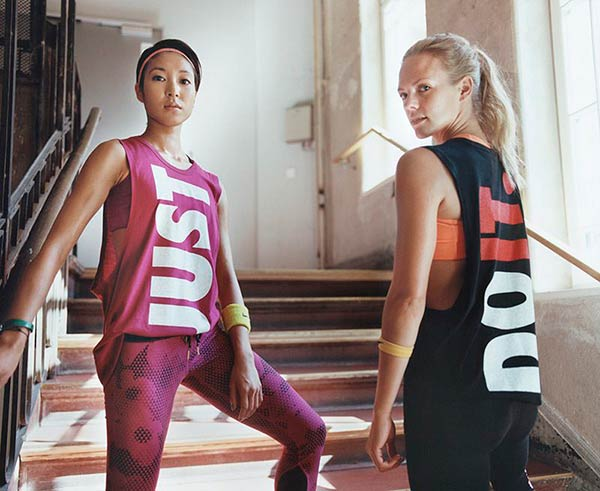Nikewomen FAHO14 Lookbook