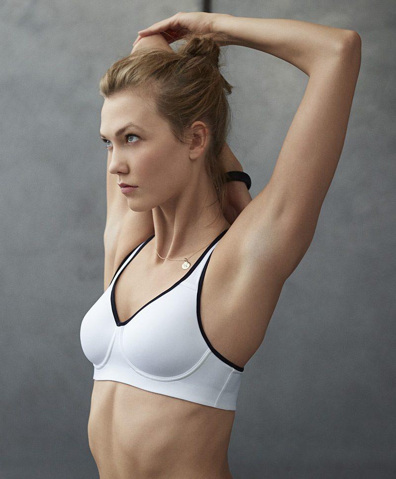 Nikewomen SS14 Lookbook Feat. Karlie Kloss