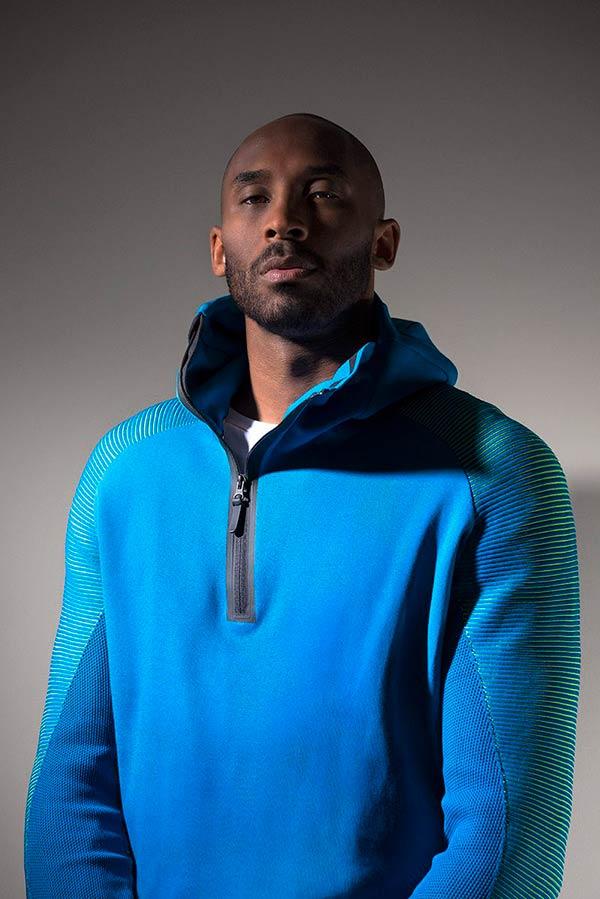 Kobe Bryant Milan visit