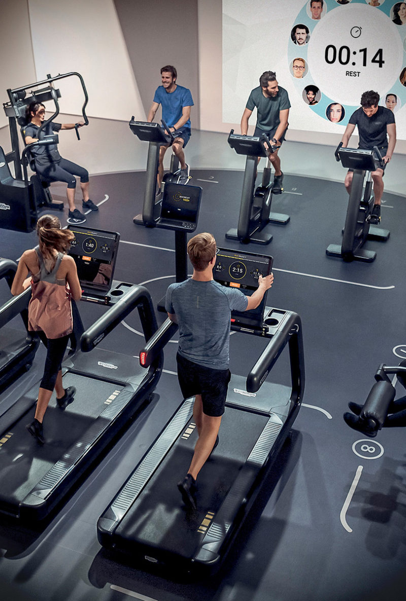 Technogym – Biocircuit
