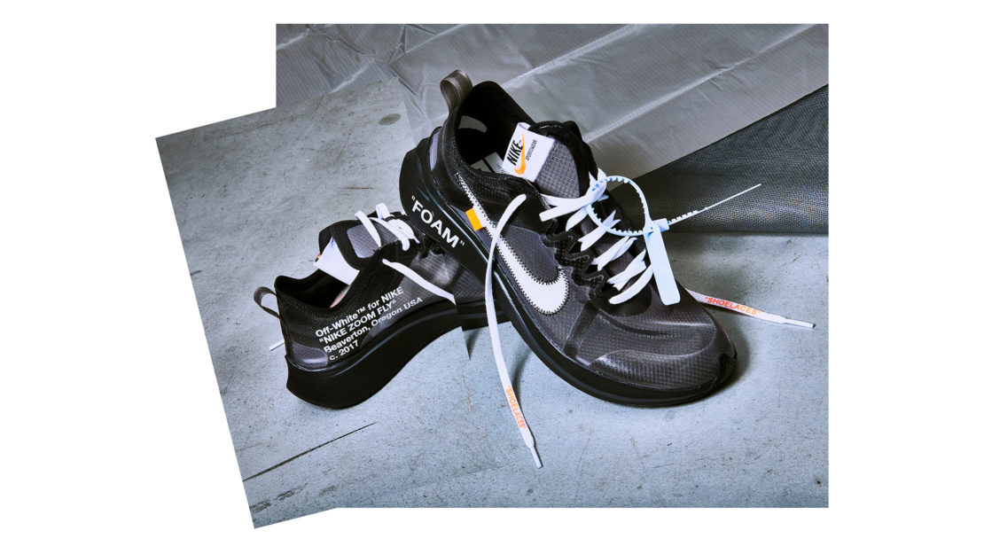 Nike X Virgil Abloh The Ten Zoom Vaporfly