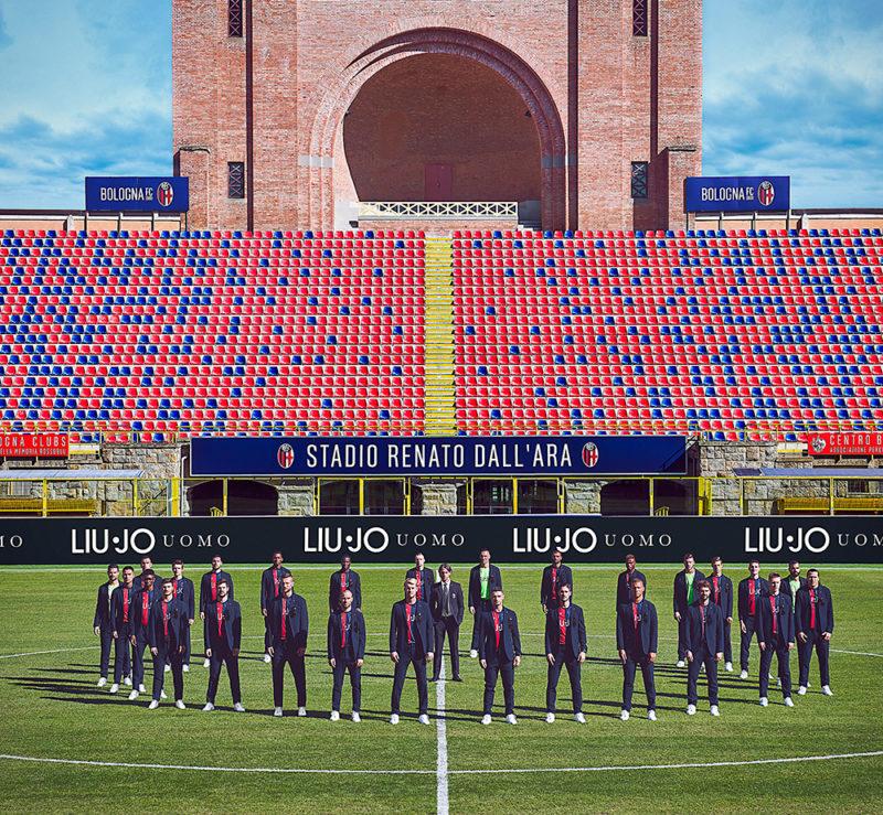 LIU JO x Bologna FC