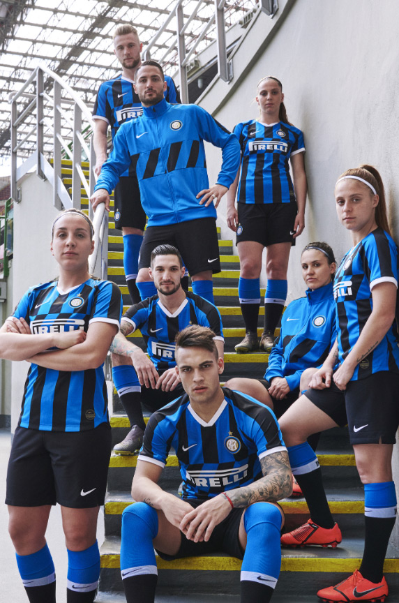 Inter Home Kit 2019/2020