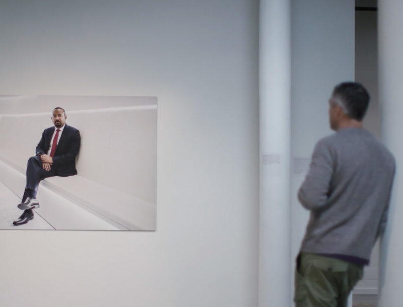 The Nobel Peace Prize Exhibition: Behind the scenes with Canon Europe